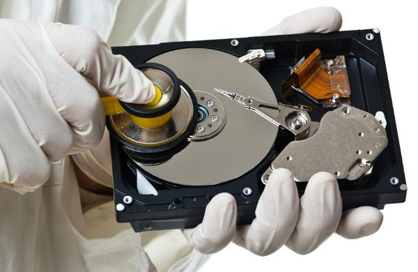 Crash And Data Recovery