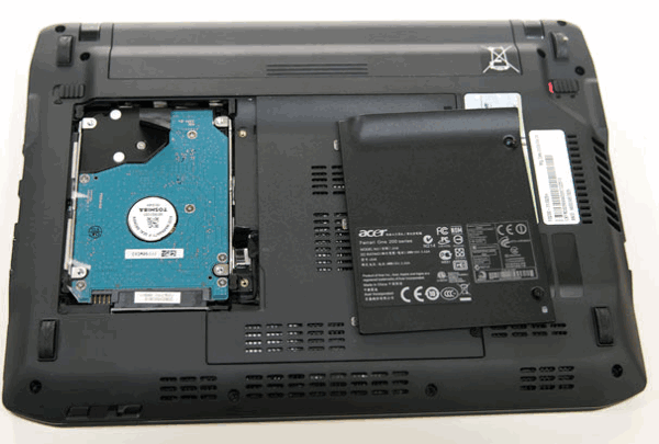 Laptop Hard Drive Data Recovery